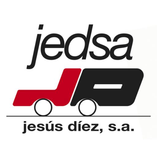 Logotipo de jedsa, Jesus Diez automocion e hidraulica